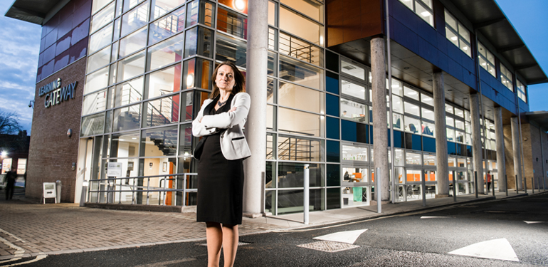 business profile university julie mennell