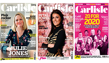 Carlisle Living Cover Photos